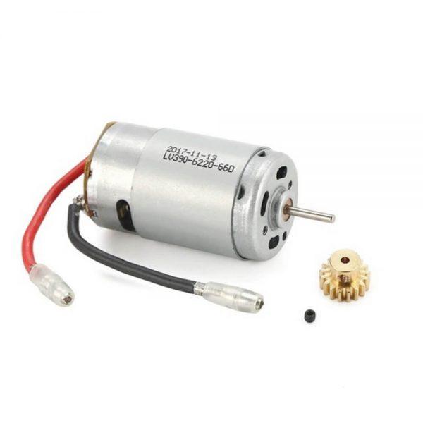 מנוע חשמלי LV390 למכוניות על שלט 1/18